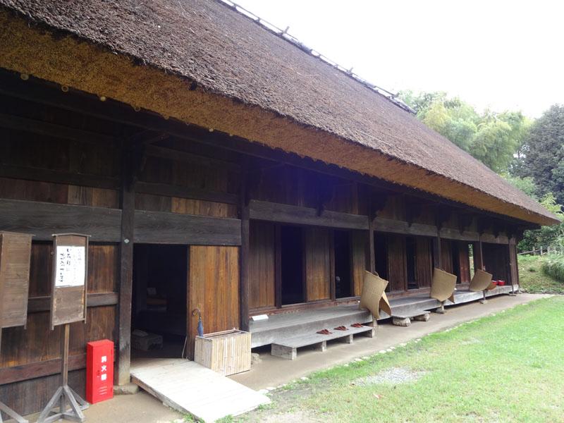 日本民家集落博物館03