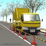 3D交通規制図