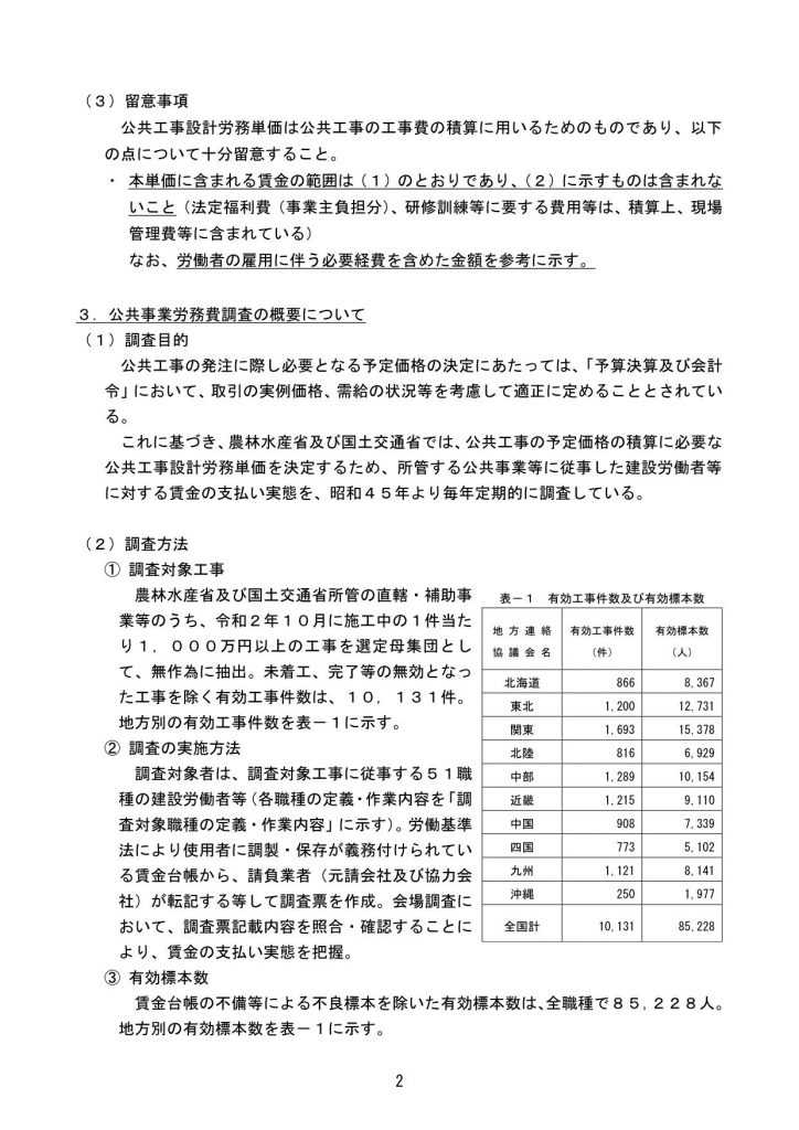 令和3年3月から適用する公共工事設計労務単価について_07
